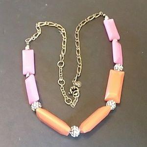 J. Crew necklaces